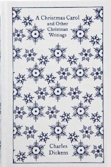 beautiful-book-covers.jpegA Christmas Carol (Clothbound Classics), Charles Dickens