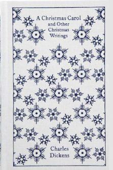 beautiful-book-covers.jpegA Christmas Carol (Clothbound Classics), Charles Dickens