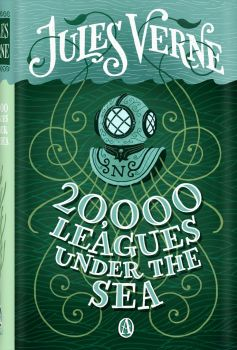 Jules Vernes - 20,000 Leagues Under the Sea (Cover by Jim Tierney)
