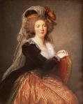 Portrait de Geneviève Le Couteulx du Molay