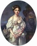 The Broken Pitcher - Jean Baptiste Greuze