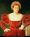 Portrait of a Lady - Bernardino Licinio